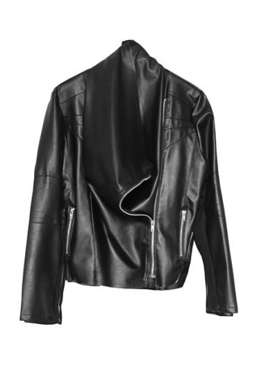 W2W5001 WOMAN LEATHER JACKET